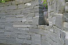 Maggia-Gneis, Schottischer Verband, Fugenklasse I. #Trockenmauer / #Drystonewall #masonry