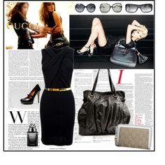 Gucci Glamor - Gucci Galaxy Bag