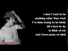 Gavin DeGraw - I Don't Want To Be [Lyrics On Screen] - YouTube this is how a gangstalking perp must eventually feel when they realize what they're involved in