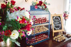 Festa de casamento com decoração dos sonhos - Berries and Love
