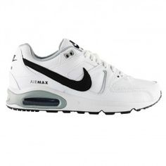 NIKE AIR MAX COMMAND LEATHER BLANCO