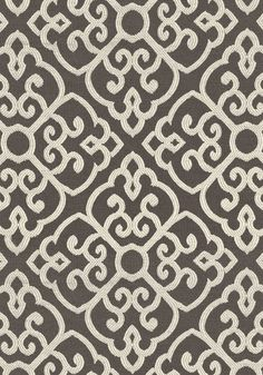 SHOJI, Charcoal, W735331, Collection Woven 6: Geometrics 2 from Thibaut