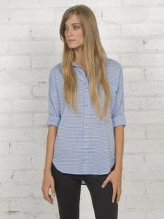 Bowrey shirt by Ever. Love the cute horizontal stripes