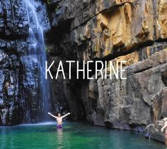 Katherine and its surrounds are the place to go for true outback adventure and indigenous experiences. #pinuplive
