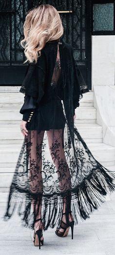 Kimono Lace...