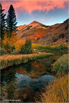 North Lake in Bishop Canyon, Eastern Sierra, California; photo by Don Smith