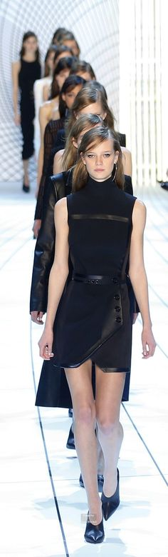 Mugler Collections Fall Winter 2015-16 collection