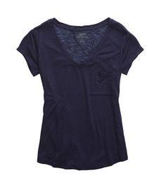 Aerie Boyfriend V-Neck T-Shirt $19.95