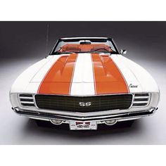 What's not to love about early American Muscle? #Classic #Convertible #MuscleCars