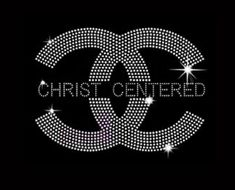 Faith, Christ Centered Faith Rhinestone Bling on Black T-Shirt - Contact me if you would like another color shirt Marvel Cross Stitch, Bling Shirts, Tee Shirts, Custom Caps, Christian Quotes, Christian Prayers, Christian Shirts, Workout Shirts, Faith