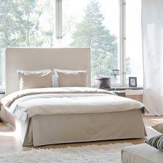 14 cache-sommiers pour relooker votre lit IKEA