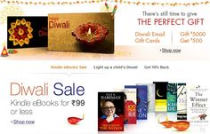 #Amazon #Dhanteras #Sale – Diwali Offer by Amazon