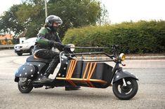 motofocker cargoscooter at design het budapest 2013