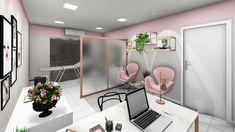 Trendy home studio beauty ideas Home Beauty Salon, Beauty Salon Decor, Home Salon, Beauty Salon Design, Spa Room Decor, Beauty Room Decor, Schönheitssalon Design, Esthetics Room, Spa Treatment Room