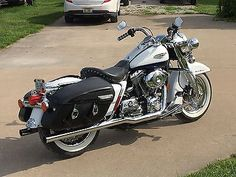 eBay: Harley-Davidson: Touring 2007 harley davidson road king classic not heritage softail #harleydavidson usdeals.rssdata.net