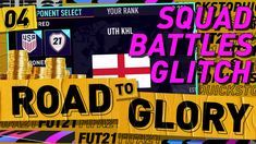 Fifa 21 Road To Glory 4 Squad Battles Glitch Still Works Maximise Your Squad Battles Points Squad Fifa Glory