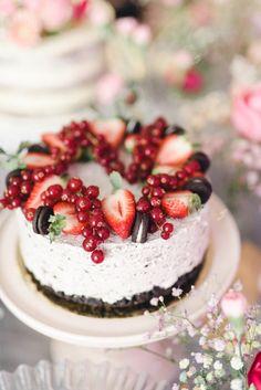 Most Delicious Recipe, Delicious Cake Recipes, Yummy Cakes, Sweet Recipes, No Bake Desserts, Vegan Desserts, Hazelnut Cake, Vegan Cheesecake, Just Eat It