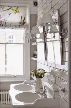 Badrum Gr 246 Nt Kakel Foto Erika 197 Berg Bathroom With Green