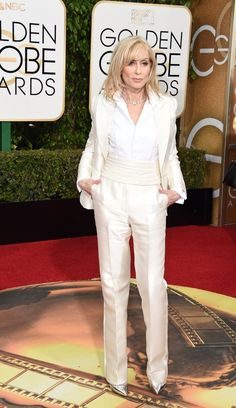 All The Looks At The 2016 Golden Globes Judith Light