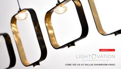 Lightovation is an annual international lighting show that showcases innovative and creative lighting from thousands of vendors. Come visit us at showroom #4002 to see what we have to offer. Lightovation runs from Jan 08 - Jan 12, 2020. See you there!