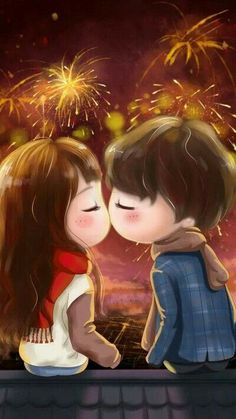 Image discovered by 𝐆𝐄𝐘𝐀 𝐒𝐇𝐕𝐄𝐂𝐎𝐕𝐀 👣. Find images and videos about girl, love and cute on We Heart It - the app to get lost in what you love. Cartoon Love Photo, Love Cartoon Couple, Cartoon Girl Images, Anime Love Couple, Cute Anime Couples, Cute Couple Drawings, Cute Cartoon Drawings, Love Animation Wallpaper, Love Couple Wallpaper