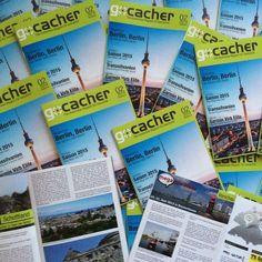 GoCacher magazine