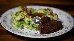 24 kitchen | Andijviestamppot met filet lapje | Rudolph van Veen