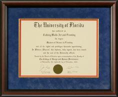 28 Uf Diploma Frames Ideas Diploma Frame University Of Florida Diploma