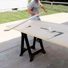 Part one of my how to build a dining tablehellip