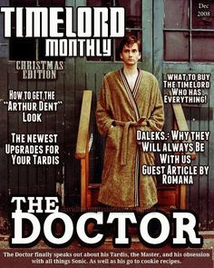 Timelord Monthly