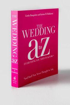 The Wedding A To Z Book
