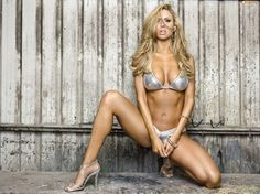 Gorgeous fitness model, IFBB Bikini Pro and certified personal trainer, Marzia Prince. Bikini Babes, Thong Bikini, Fitness Models, Female Fitness, Prince Girl, Fit Women, Sexy Women, Sexiest Women, Pictures Of Anna