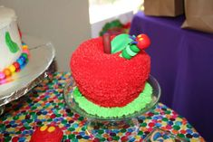 Claire's Hungry Caterpillar Party | CatchMyParty.com