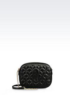 Messenger Bag Für Sie Armani Jeans - UMHÄNGETASCHE AUS KUNSTLEDER Armani Jeans Offizieller Online Store