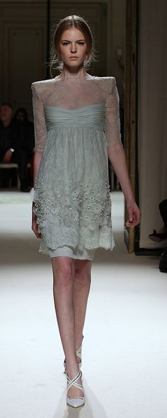 Georges Hobeika Spring-summer 2012 - Couture - http://www.orientpalms.com/georges-hobeika-2495