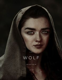 #game of thrones #arya stark