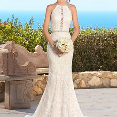 F111 women sexy court train lace mermaid wedding dresses 2017 bridal gown,halter mermaid wedding bridal gowns