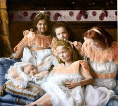 The Romanov siblings.A♥W