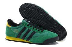 Adidas Originals Dragon Unisex Schuhe Grün Schwarz Gelb