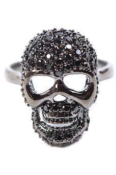 JCL Designs. Skull ring<3