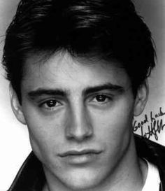 Matt Leblanc in the 90s