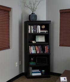 Bookshelves, Bookcase, Offices, Home Decor, Bookcases, Decoration Home, Room Decor, Book Shelves, Book Shelves