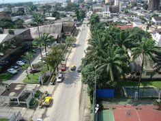 Rue Prince Bell à Bali (Douala - Cameroun)