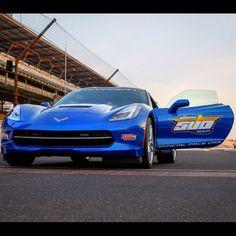 Wicked Chevrolet Corvette Stingray Indy 500