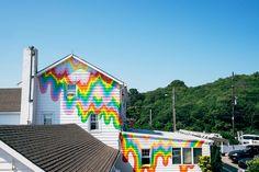 The Surf Lodge, Montauk NY  Photo: BAM & Co.