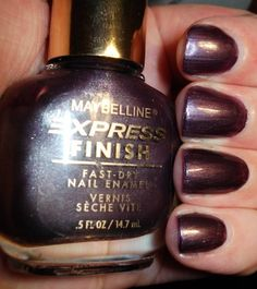 Maybelline - Purple Rage