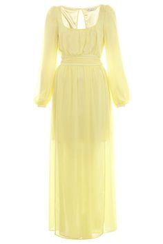 yellow longsleeved