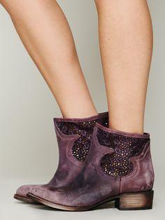 Free People Crochet Coyote Boot, 227.83