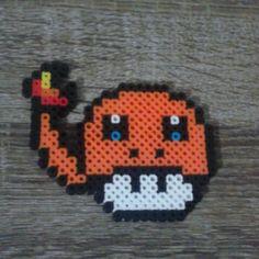 Pokemon/Mario Mushroom Mashup Perler Beads par GeekyMania sur Etsy