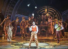 Physical Magic Under the Big Top: Cirque du Soleil's <em>Kurios ...
